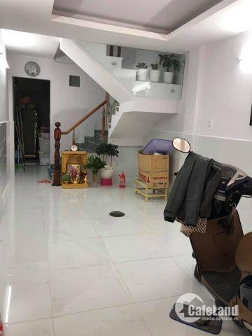 Bán nhà HXH, 3 tầng. 38 m2, Giá 6,5 tỷ. Đường Nguyễn Tiểu La, P 8, Quận 10.