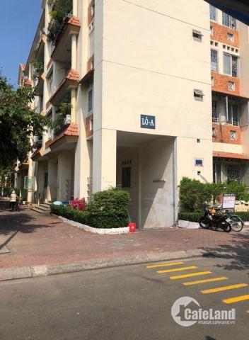 Bán gấp căn nhà chung cư Đào Duy Từ-Q.10, tầng trệt, 65m2. Giá 3ty4