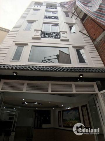 Chủ nhà bán mặt tiền Quận 3, P6, đường Trương Định, DT: 4x17.7m, nhà 4 lầu, Giá 30 tỷ