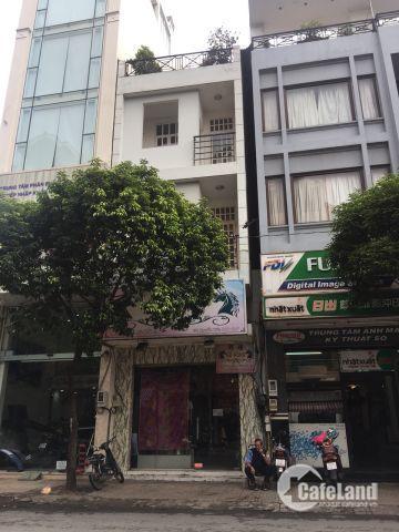 Cần bán gấp nhà MT  Trần Hưng Đạo-Bùi Hữu Nghĩa, DT: 8x20, 2 lầu, giá 44.5 Tỷ