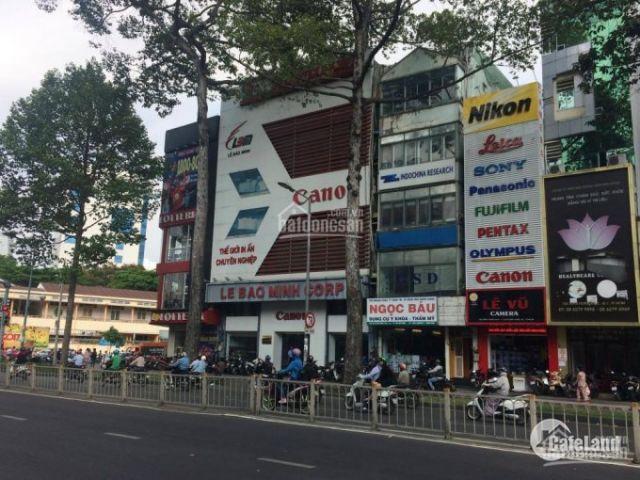 Bán nhà mặt tiền đường 799 Trần Hưng Đạo giá 42 tỷ