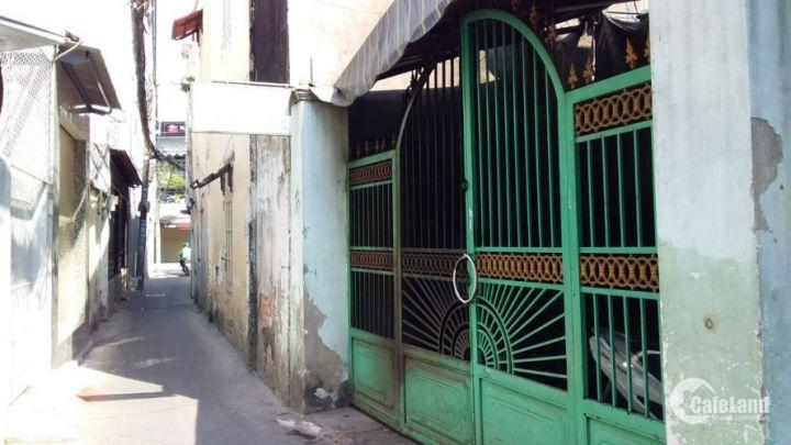 Nhà 1 lầu hẻm 54 Lê Văn Lương, P. Tân Hưng, Quận 7. Giá 4.2 Tỷ (TL)