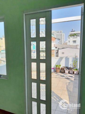 Bán nhà 2 lầu hẻm 941 đường Trần Xuân Soạn Phường Tân Hưng Quận 7.