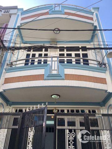 Bán nhà mới 1 lầu hẻm xe hơi Vườn Điều Phường Tân Quy Quận 7.