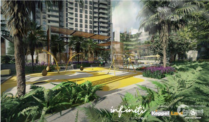 The Infiniti của Keppel Land tại quận 7, Liền kề Phú Mỹ Hưng, 0907 146 365 Thanh Thế