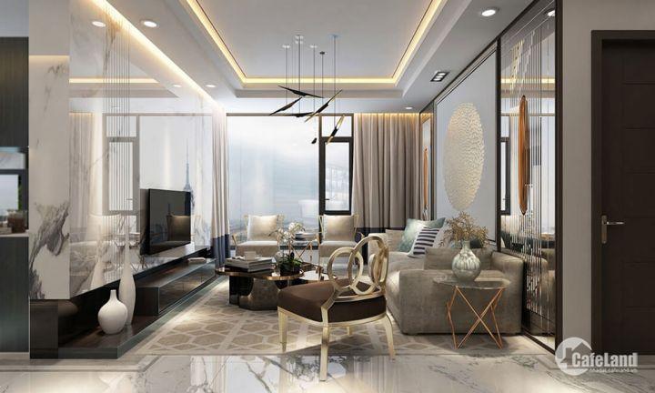 Bán căn hộ cao cấp,nội thất dát vàng,CK 10% , ân hạn gốc và hỗ trợ lãi suất 100% từ CĐT , lại còn được nhận vàng