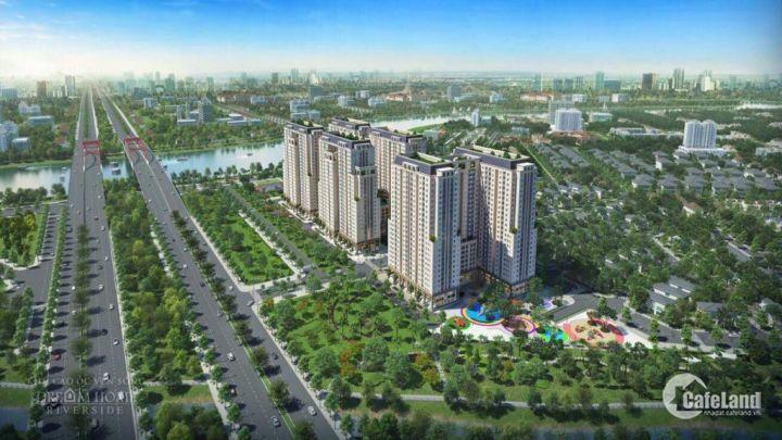 căn hộ quận 8- 2 mặt tiền đường Nguyễn Văn Linh- Phạm Thế Hiển , Ngân Hàng cho Vay 70%