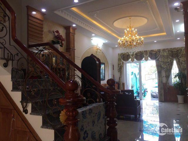 nhà đẹp như Biệt Thự Tây Âu,MT đường số 10-Khu Tên Lửa,4.2x15m,đúc 4 tấm siêu đẹp