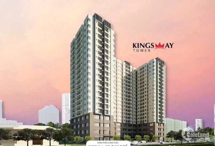 Căn hộ Kingsway Tower giá tốt nhất thị trường,chỉ 1 ty 2 sỡ hữu ngay