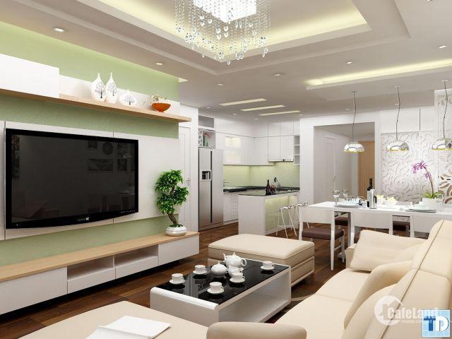 Căn hộ 59m2 2 phòng ngủ Kingsway Bình Tân
