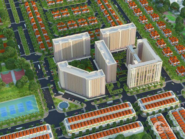 1ty4 Căn hộ GreenTown Bình Tân - Phong cách đạt tiêu chuẩn Hàn Quốc