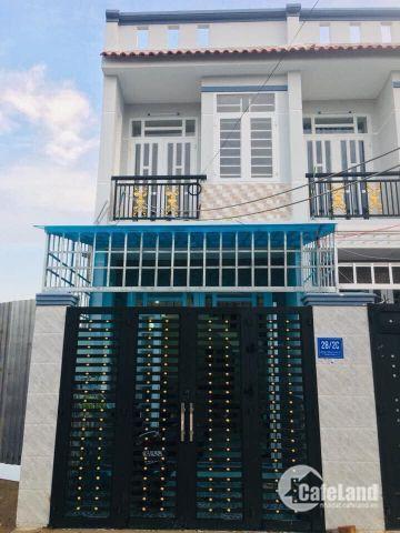 Bán nhà DTSD 60m2, 2 tầng 2 PN, Q12 giá 1.1-1.3 tỷ/ căn,