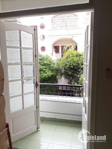 Gia đình xuất ngoại cần bán khu biệt thự Phổ Quang, P2,  Q. Tân Bình 4.8x20m, 16.5tỷ TL