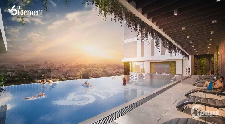 Cơ hội cuối cùng: Chung Cư Cao Cấp #6Th_Element Khu Đô Thị Mới Tây Hồ Tây chỉ còn 2 căn giá dưới 42 triệu/m2