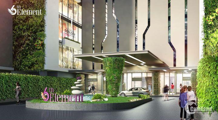 Chuyên bán chuyển nhượng chung cư 6th Element đảm bảo giá rẻ nhất. Nhiều loại diện tích