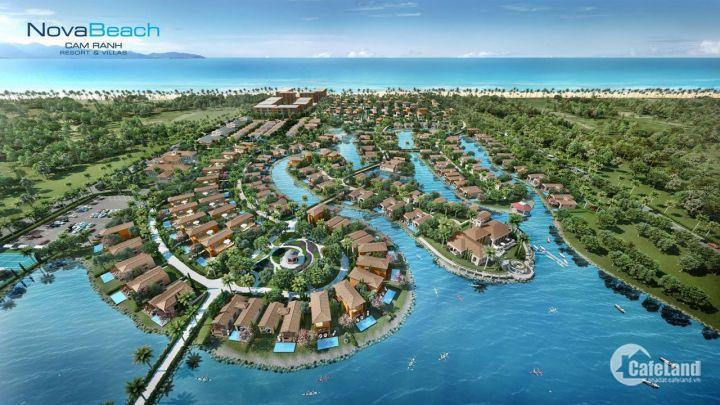 Biệt thự nghỉ dưỡng Novabeach Cam Ranh Bãi Dài Novaland – Nhận giữ chỗ Phòng kinh doanh giá gốc 0986270738