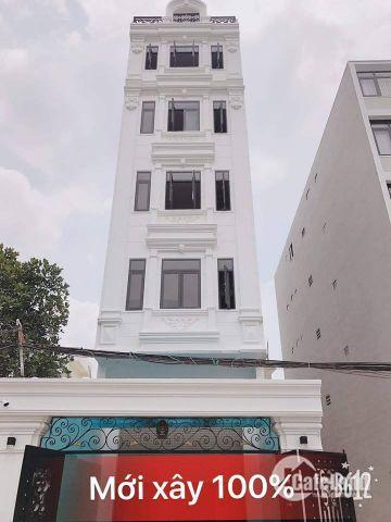Cho thuê căn hộ mini trong tòa nhà 5 tầng , nhà mới chưa ai ở