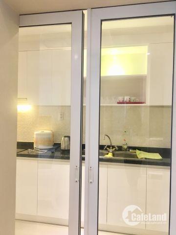 Cho thuê căn hộ Leman Nguyễn Đình Chiểu Quận 3, Full nội thất cao cấp, chỉ xách Vali vào ở