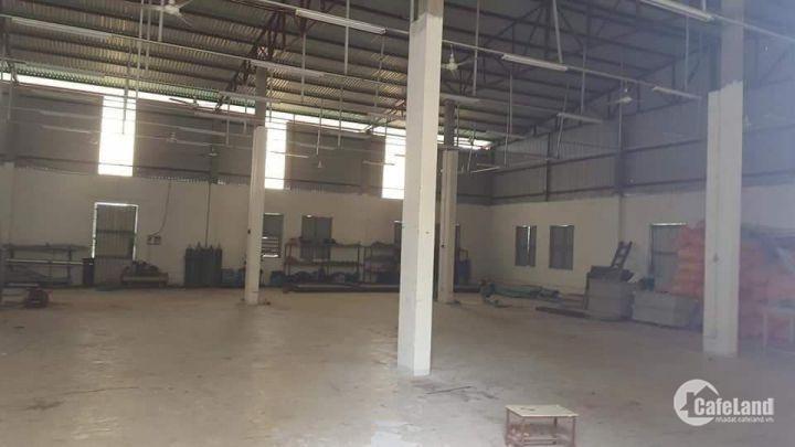 Cho thuê kho xưởng 700m2, giá thỏa thuận, P.Bình Hưng Hoà B, Quận Bình Tân