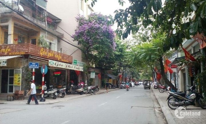 Cho thuê nhà Tô Vĩnh Diện , 50m2x3T , 23tr