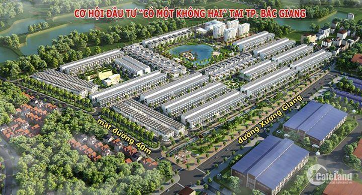 KĐT Kossy - Bắc Giang, chỉ 600tr sở hữu ngay lô liền kề, biệt thự, shophouse, Cam kết thuê lại 10tr/tháng, LH: 0984141853 (MS.Minh)