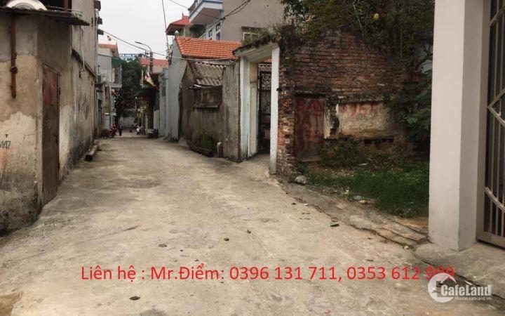 Chính chủ cần bán lô đất tại khu Khả Lễ, Võ cường, TP.Bắc Ninh