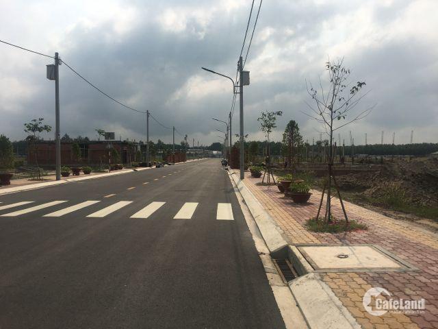 Bán đất nền mặt tiền đường quốc lộ 13 đối diện chợ mới rộng 3000m2