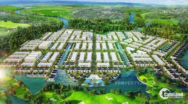 Suất Nội bộ vài lô đẹp nhất dự án Biên Hòa New City. Sổ đỏ trao tay, 12tr/m2