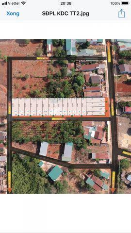 Bán Đất mặt tiền Phùng Hưng - An Cư - Thành Đồng. 100m2 thổ cư chỉ 1.35 Tỷ