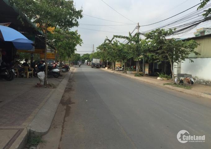 Bán đất thổ cư, gần chợ Phước Vân, MT đường ĐT8, SHR, chính chủ, DT 110m2, giá 520tr, 110m2