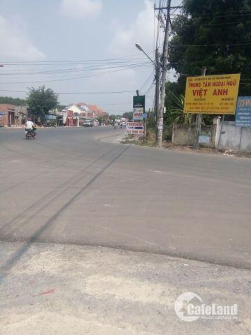 Đất 500m2 khu phố 2 đường Đoàn Thị Điểm Thị Trấn Chơn Thành Bình Phước.