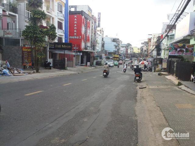Bán lô đất hai mặt tiền đường Hai Bà Trưng, TP. Đà Lạt, 167m2, bán 22 tỷ, LH 0908748495