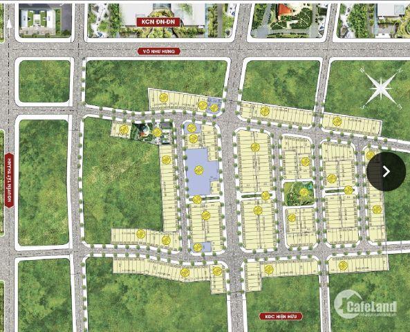 Nam Trung Green, dự án đất nề rẻ nhất cam kết lợi nhuận thấp nhất 30% 1 năm. Phía Nam Đà Nẵng