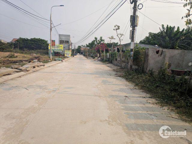Bán rẻ lô đất cuối cùng ở Điện Thắng Bắc, cách quốc lộ 100m. Liên hệ 0919.897.458