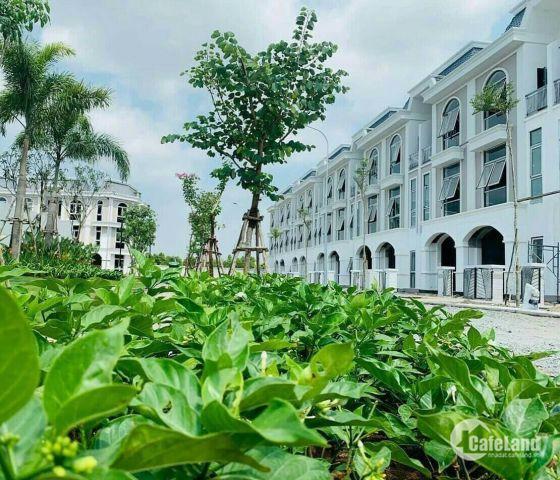 Lô góc duy nhất đối diện TTTM, dự án Cát Tường Phú Hưng, CK 10% + xe SH, TT 24 tháng LS 0%