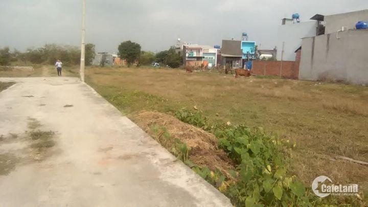 1 Lô duy nhất đất nền 2 mặt tiền Huyện Bình chánh xã vĩnh Lộc B