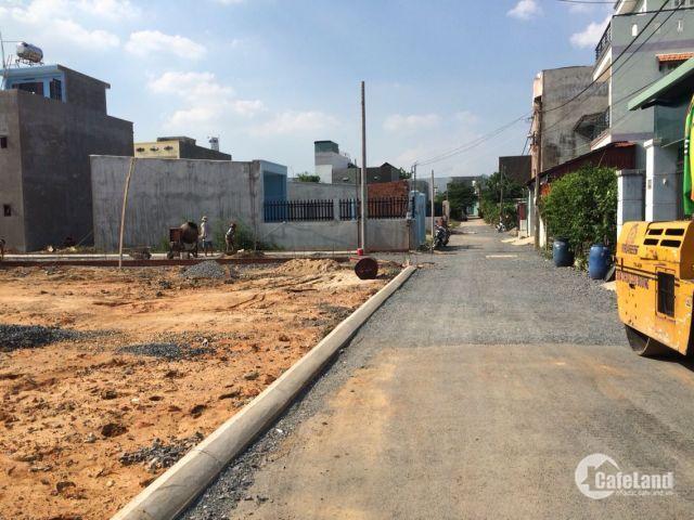 Bán gấp 100m2 Nguyễn Văn Khạ giáp QL22 190 triệu. Sổ đỏ gần thị trấn Củ Chi, view công viên