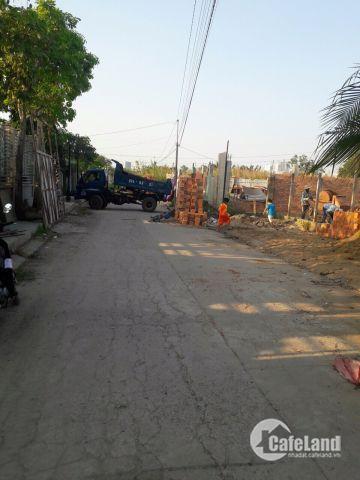 Cần bán 508,3m2 đất CLN đã có 131,5m2 Thổ cư ở Phước Kiển