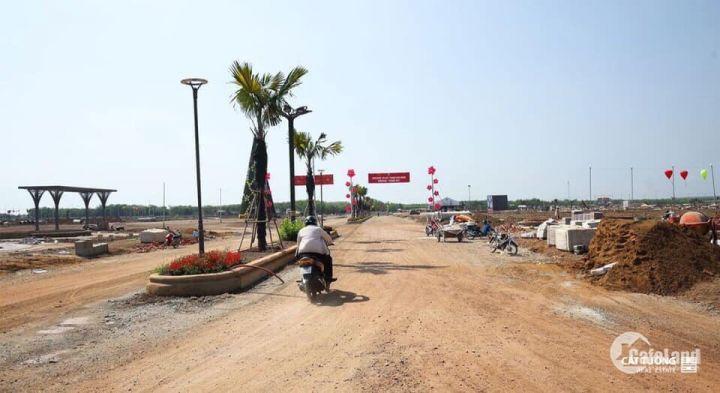 Đất nền trung tâm TP mới Đồng Xoài chỉ từ 827tr/nền, chiếu khấu ngay 10% khi mua