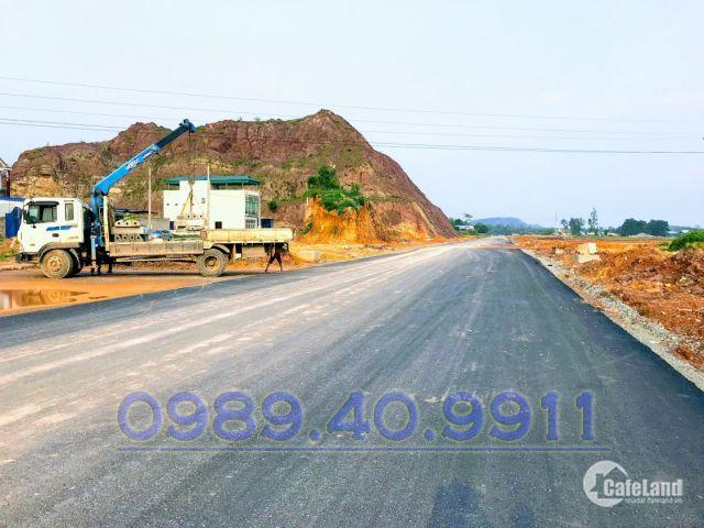 Bán đất KDC Hồng Tiến cạnh Samsung Yên Bình đang GPMB, đầu tư tốt