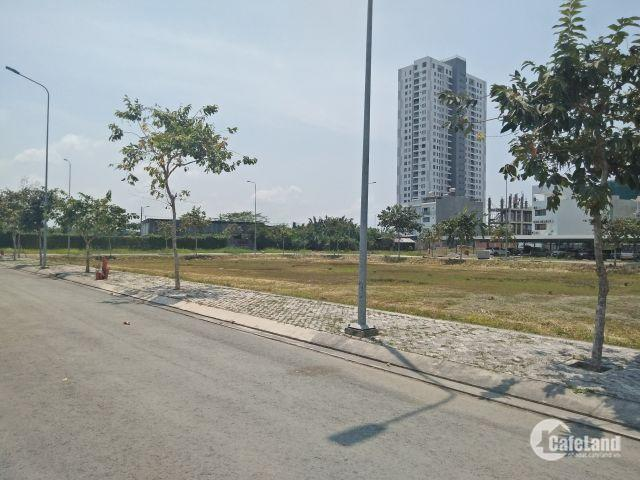 Đất nền giá rẻ vị trí đẹp mặt tiền Đào Trí dự án Lotus Residence Quận 7. LH: 09390.40196 (Mr. Hưng)
