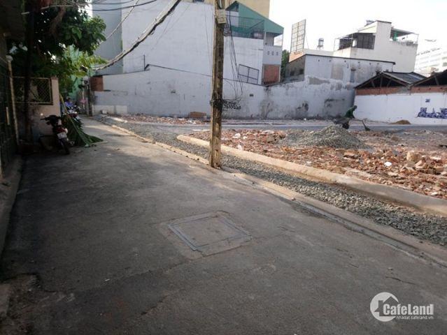 Chính chủ cần bán gấp lô đất 50m2 đường Trường Chinh quận Tân Bình, shr
