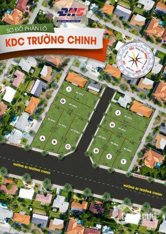 Bán đất giá rẻ trung tâm quận Tân Bình, shr