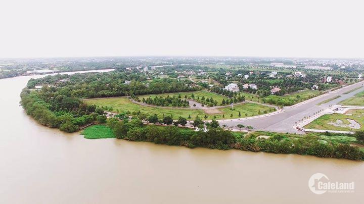 Đất nền Ven Sông sự lựa chọn của giới thượng lưu