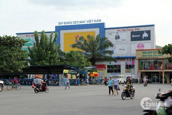 Đất Phố Chợ sầm uất nằm cạnh thành phố mới Bình Dương