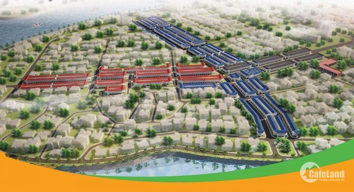 Đất nền sổ đỏ trung tâm Tp. Vĩnh Long- 100% thổ cư chỉ từ 850tr/nền Vĩnh Long New Town- Hưng Thịnh land