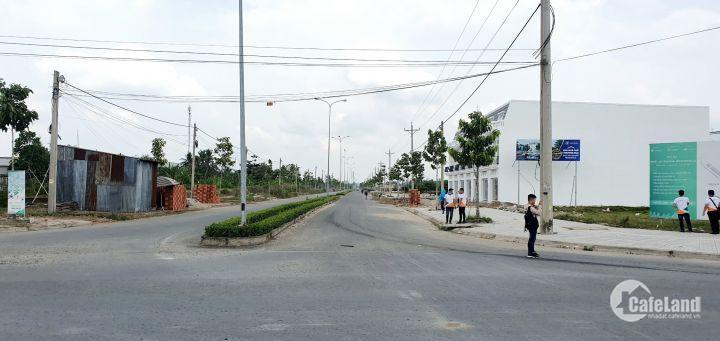 Bán Đất đã có Sổ Đỏ Trung tâm TP Vĩnh Long, MT 30m. LH 0931025383