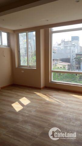 Bán nhà xây mới 8 tầng sổ đỏ 110m2 mặt hồ Trúc Bạch Ba Đình kinh doanh tốt 0948236663
