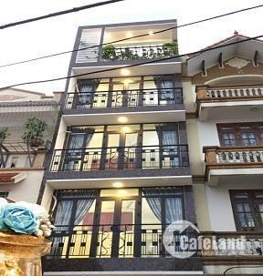 Bán nhà MT Ung Văn Khiêm 5X27m, trệt, 3 lầu. HĐT: 70 tr/ tháng, giá 23 tỷ