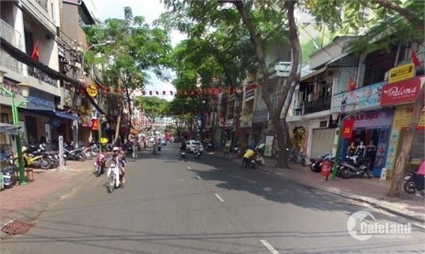 MT Đường Ung Văn Khiêm, P.25, Quận Bình Thạnh, DT: 7.5x34m, Giá 46 tỷ